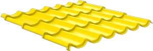 Желтый RAL1018