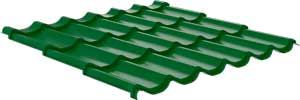 Зеленый лист RAL6002