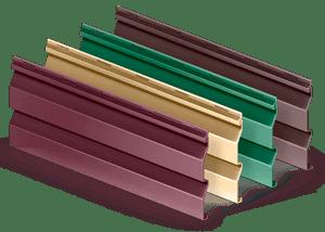 Современные материалы для фасада дома