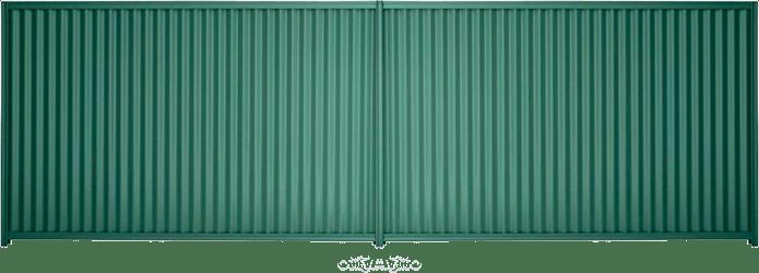 Забор в Самаре по Вашим замерам